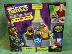 Ninja Turtle Treat Maker