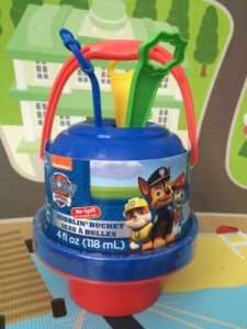 Paw Patrol Bubblin' Bucket