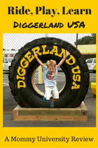 Ride, Play, Learn at Diggerland USA