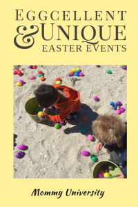 Eggcellent Easter Events