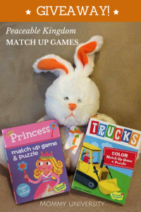 Match Up Games