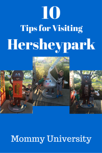 10 Tips for Visiting Hersheypark