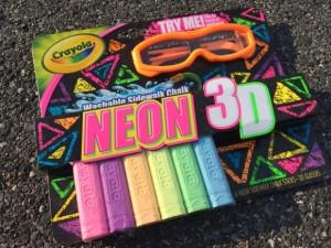 3D Chalk