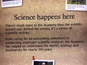 Academy Science Behind the Scenes