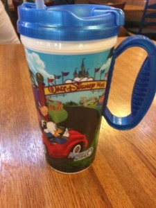 Disney Travel Mug