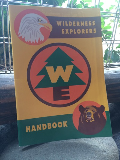 Disney Wilderness Book