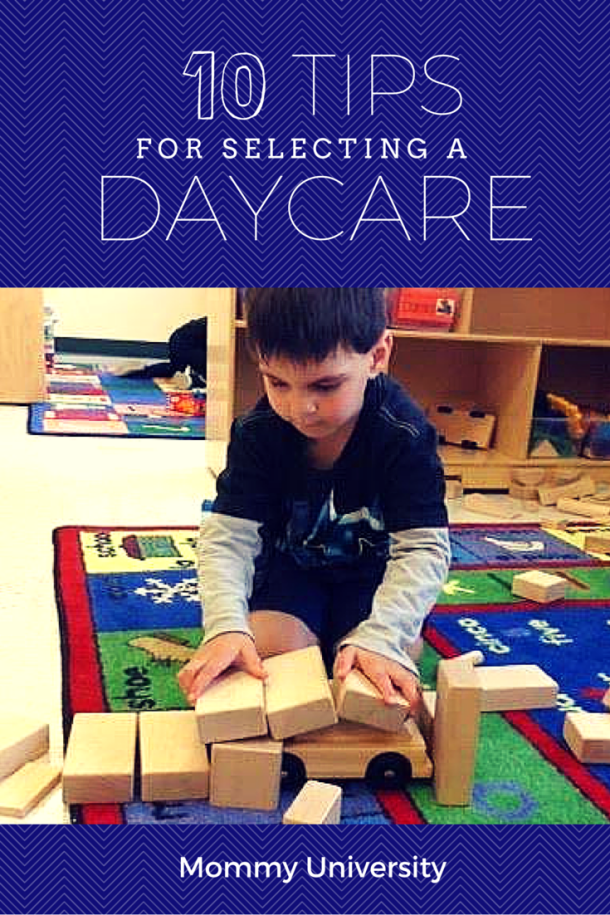 Daycare Tips