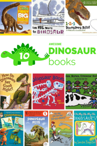 Awesome Dinosaur Books