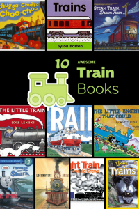 Awesome Train Books