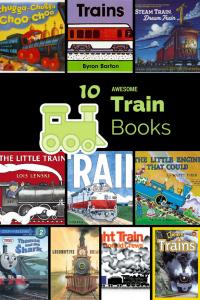 Awesome Train Books