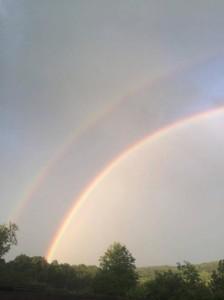 Find a rainbow