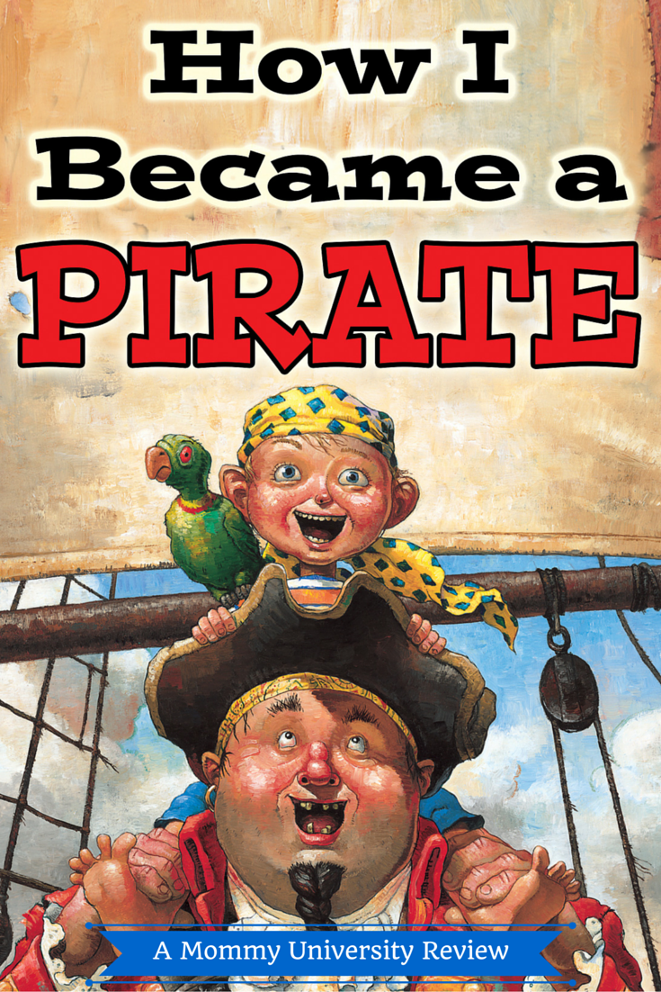How I Became a Pirate at The Growing Stage