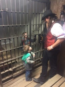 Wild West City Jailhouse