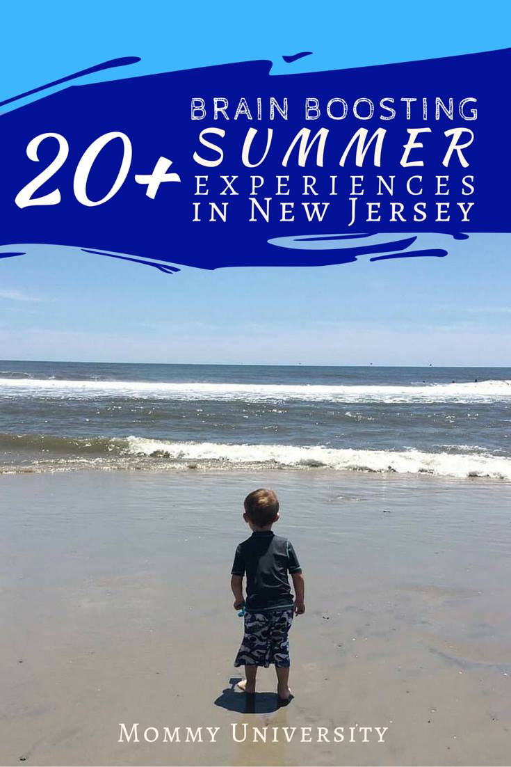 Summer Experiences in New Jersey