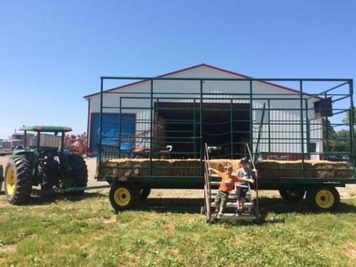 Donaldson Farms Hayride