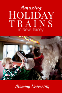 Holiday Trains in NJ
