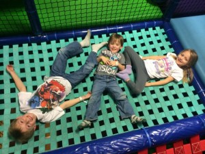 Indoor Play Place Fun