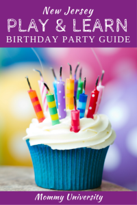 NJ Birthday Party Guide