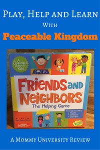 Peaceable Kingdom Friends and Neighbors