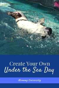 Create Your Own Under the Sea Day