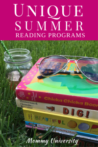 Unique Summer Reading Program