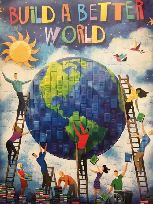 Build a Better World Summer Reading Program 2017