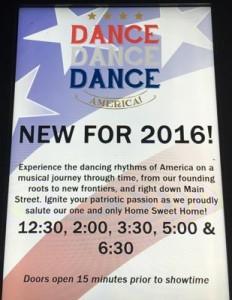 Dance Dance Dance at Hersheypark