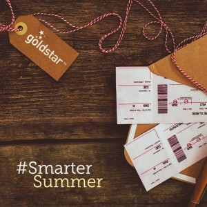 Goldstar Smarter Summer Tickets