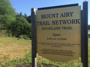 Mount Airy Trail Network
