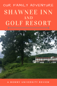Our Family Adventure at Shawnee Inn Golf Resort-2