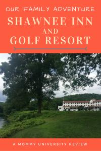 Our Family Adventure at Shawnee Inn Golf Resort-2