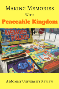Peaceable Kingdom Memory Palace
