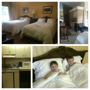 Shawnee Inn Room