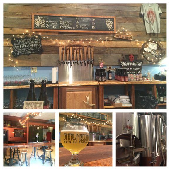 ShawneeCraft Brewery Tour
