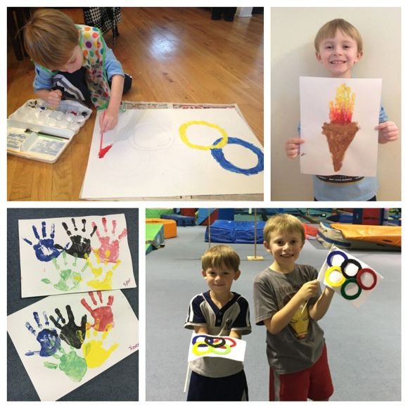 Summer Games Crafts