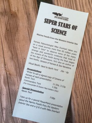 Superstars of Science Brochure