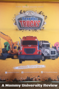 Terrific Trucks Review