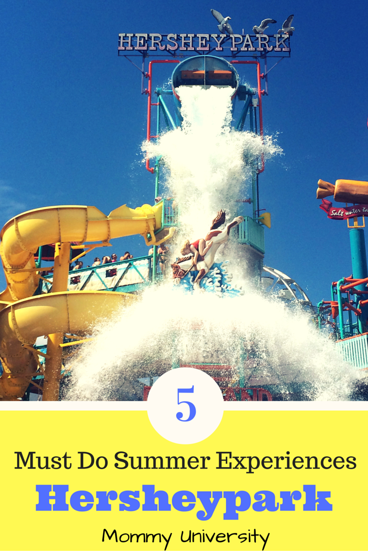 Must Do: 5 Must Do Summer Experiences At Hersheypark