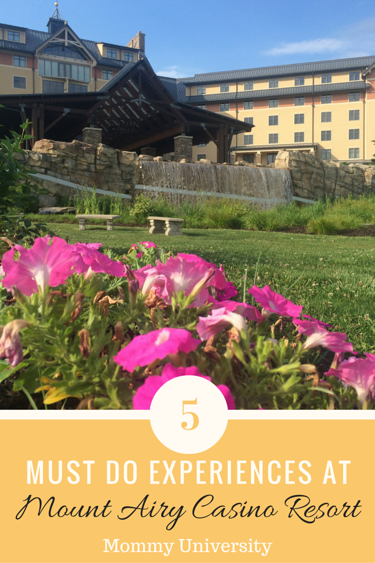 must do experiences at Mount Airy