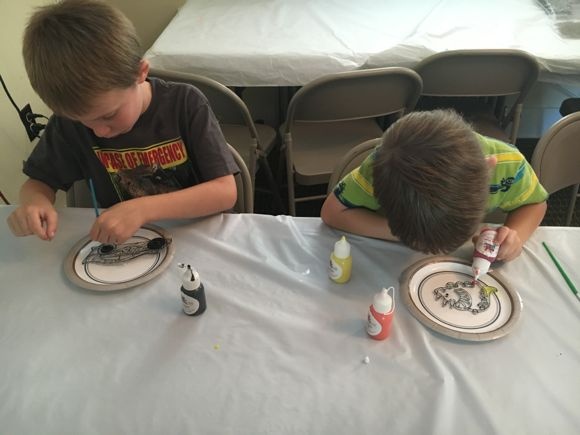 Crafts at Hersheypark Camping Resort