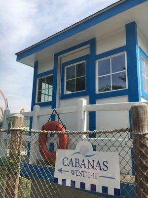 Hersheypark Cabana Entrance