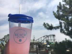 Hersheypark Cabana Refillable Cup