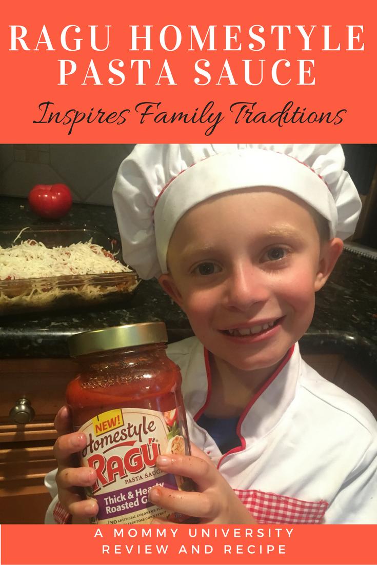 Ragu Homestyle Pasta Sauce-2