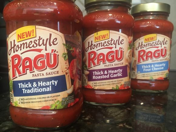 Ragu Homestyle Sauce Assorted Flavors
