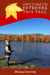 Ways to Have Fun Outdoors this Fall