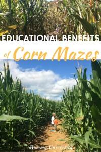 Educational Benefits of Corn Mazes
