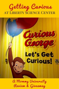Curious George at LSC