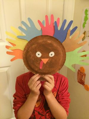 handprint-turkey-craft