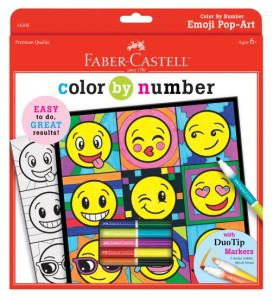 Faber Castell Emoji Pop Art