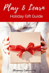 Play & Learn Holiday Gift Guide